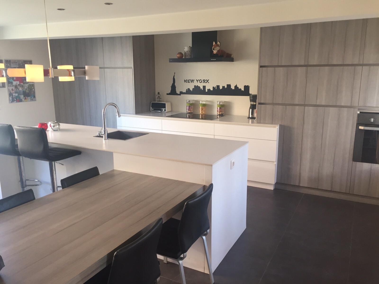 Moderne keuken design by devos