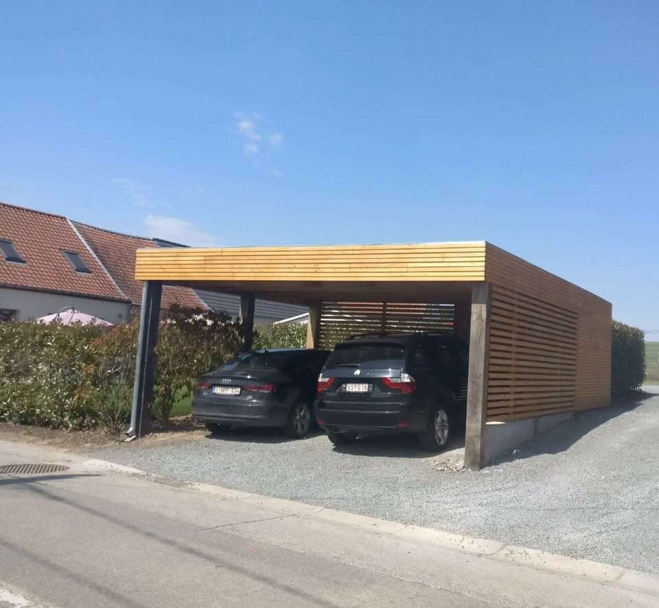 Carport design by devos for Carport 1